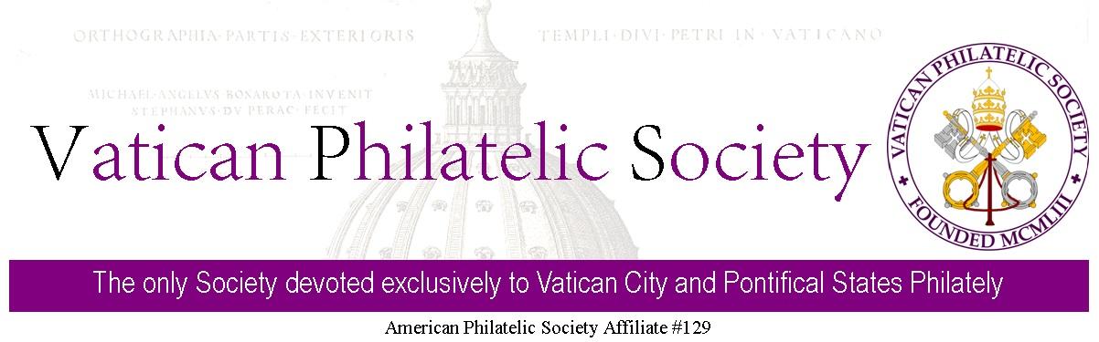 Vatican Philatelic Society